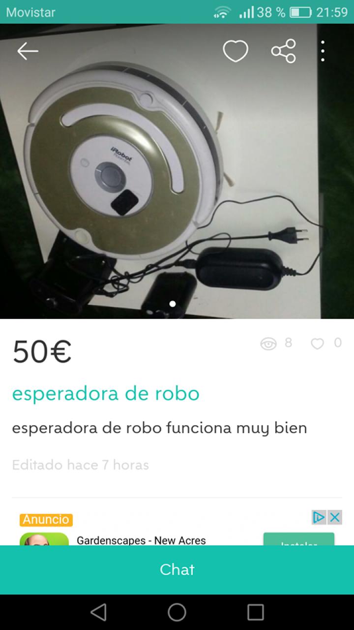 """ESPERADORA"""