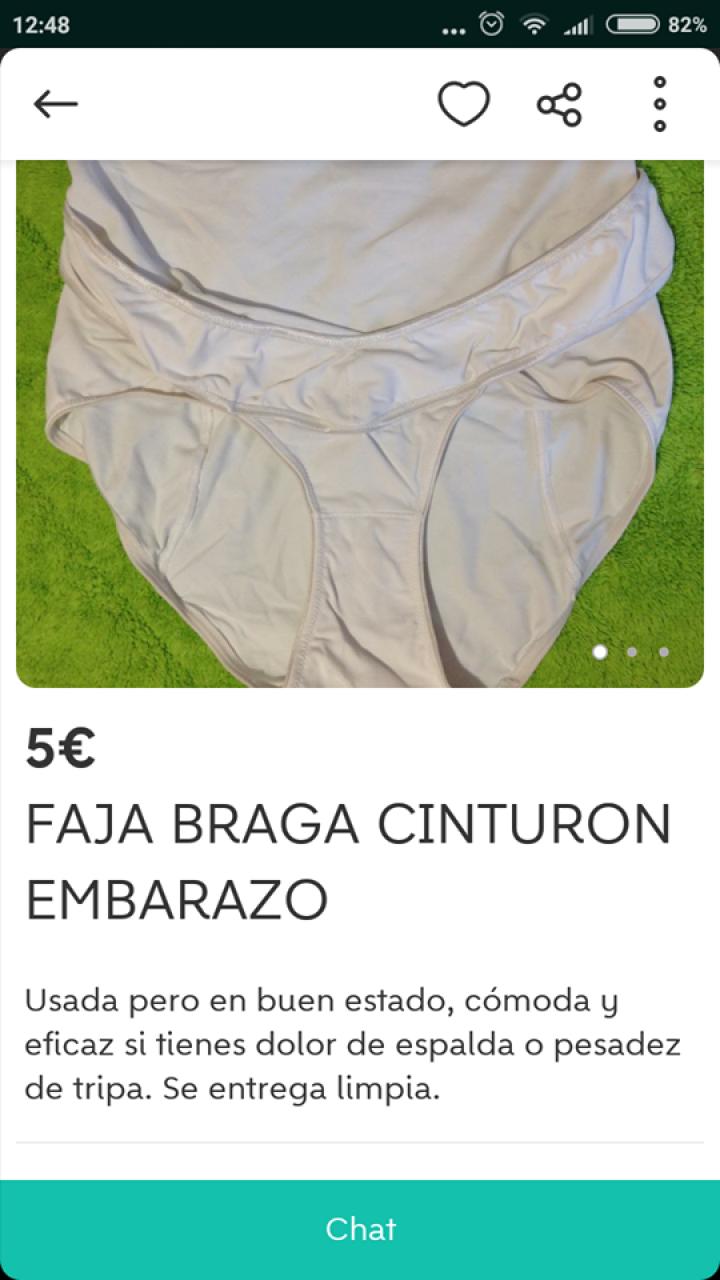 FAGA BRAGA CINTURON