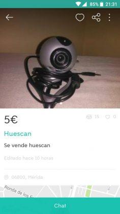 """HUESCAN"""