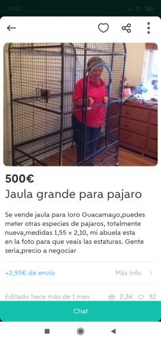 JAULA GRANDE