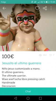 JESUSITO EL ÚLTIMO GUERRERO