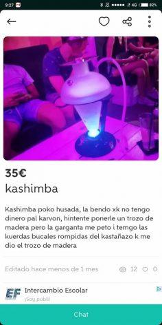 KASHIMBA