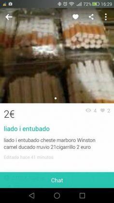 LIADO Y ENTUBADO