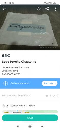 LOGO PORCHE