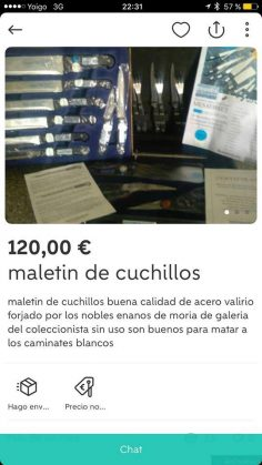 MALETÍN DE CUCHILLOS