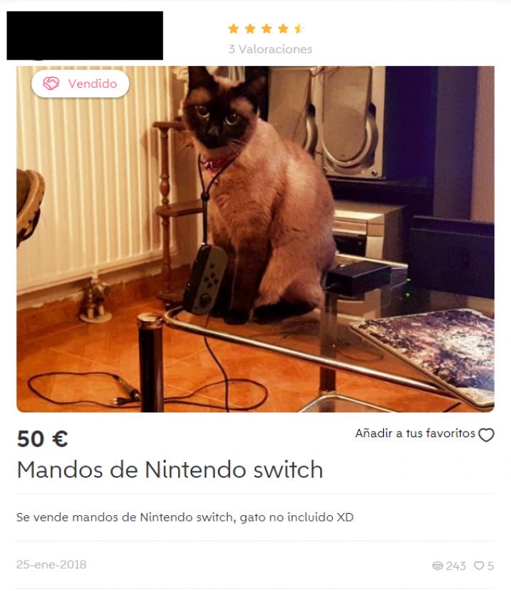 MANDOS DE NINTENDO