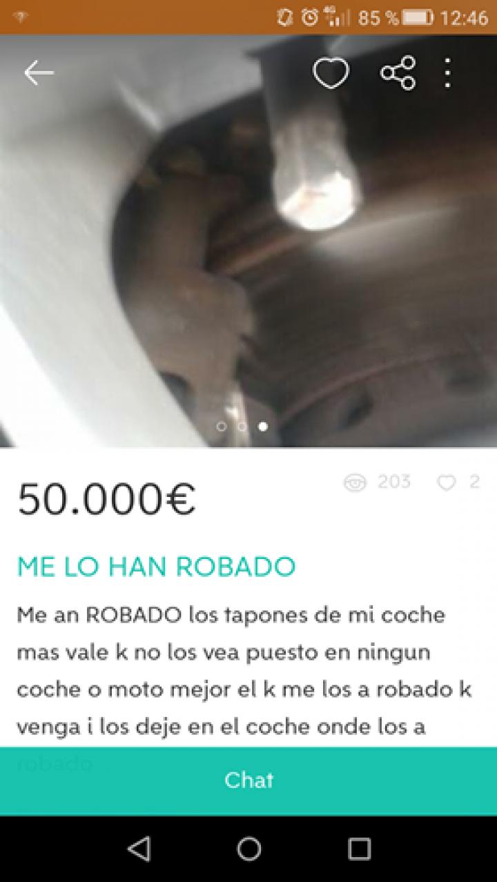 """""""ME LO HAN ROBADO"""""""