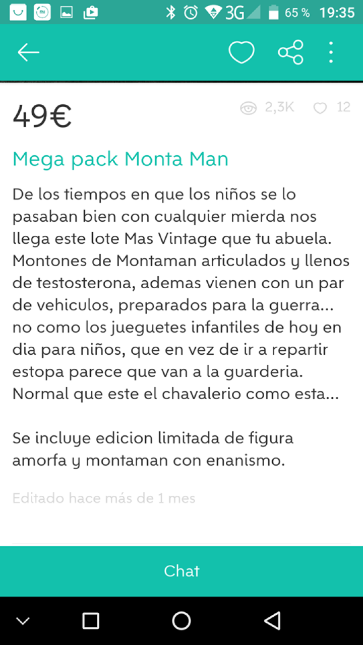 MEGA PACK MONTA MAN