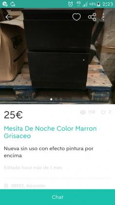MESITA DE NOCHE