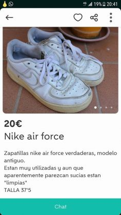 NIKE AIR FORCE