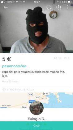 PASAMONTAÑAS