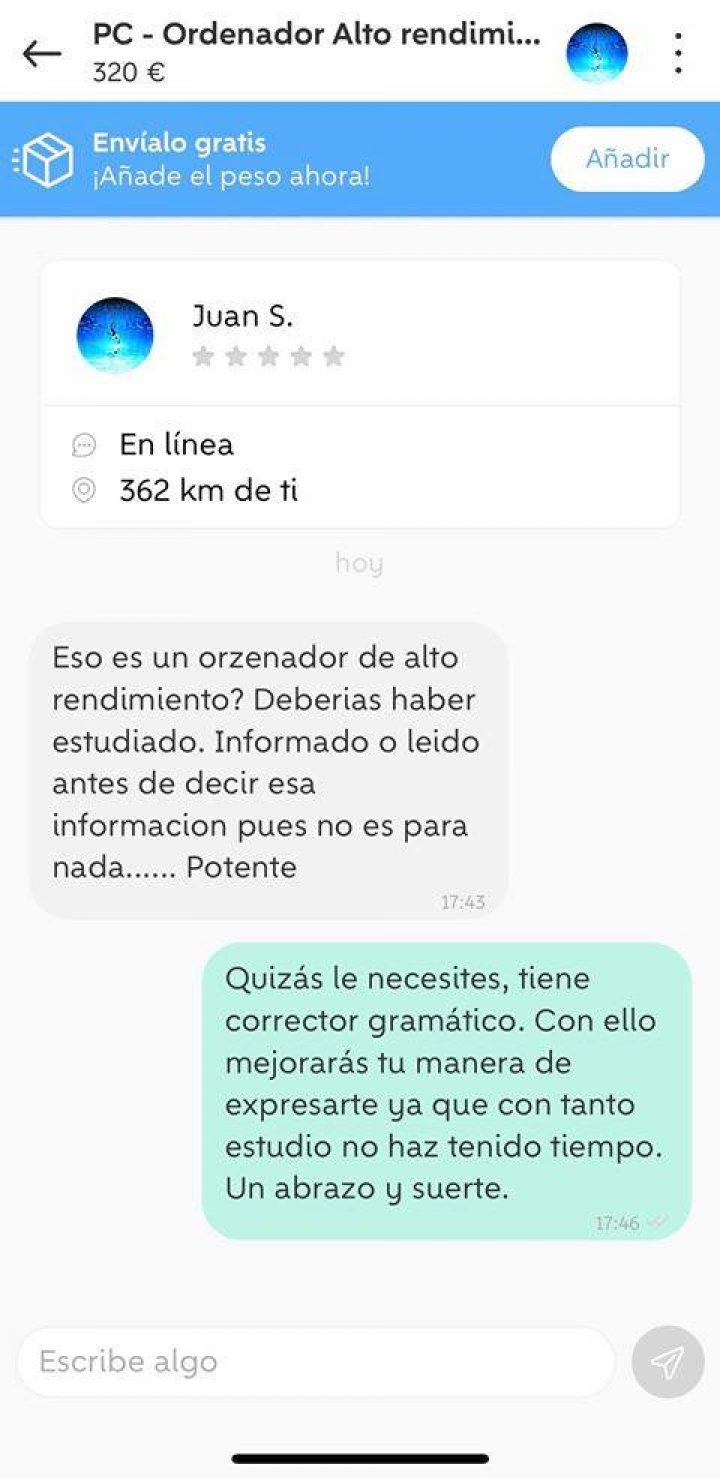 PC ORDENADOR ALTO RENDIMIENTO
