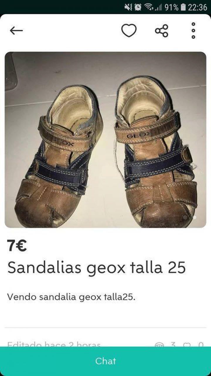 SANDALIAS GEOX