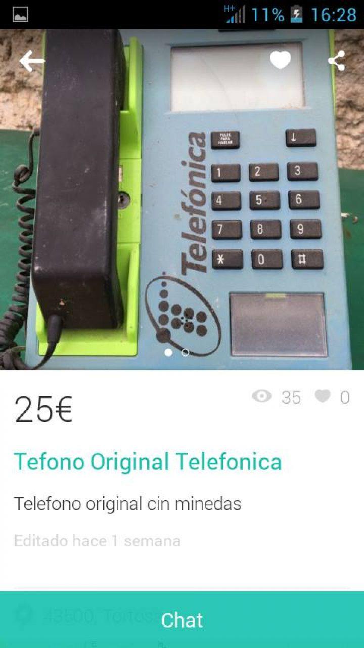 ORIGINAL TELEFÓNICA