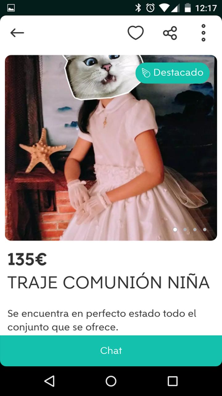 TRAJE COMUNIÓN NIÑA