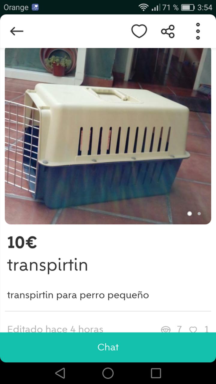 """TRANSPIRTIN"""