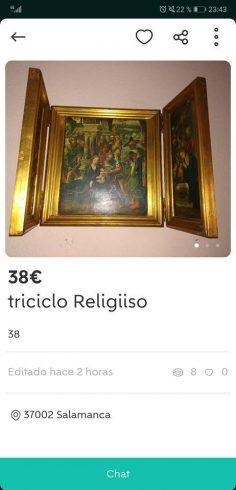 TRICICLO RELIGIOSO