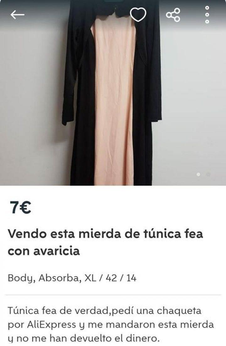 VENDO ESTA MIERDA