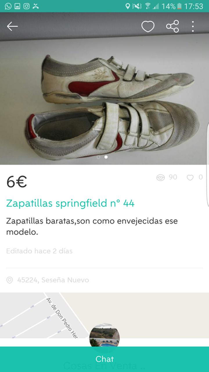 ZAPATILLAS DEPORTIVAS