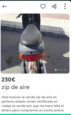 ZIP DE AIRE